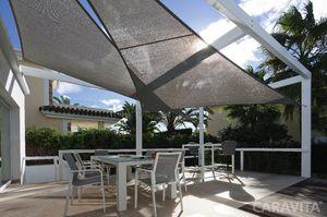 tenda a vela resistente agli UV / su misura / contract / triangolare