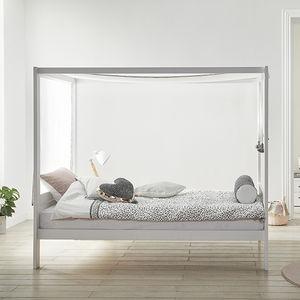 biancheria da letto in cotone / in raso