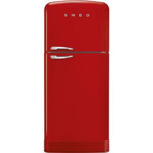 frigorifero combinato con congelatore alto / edificio residenziale / a 2 porte / colorato