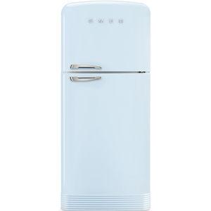 frigorifero combinato con congelatore alto / per uso residenziale / a 2 porte / colorato