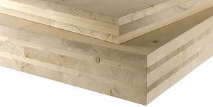 pannello di costruzione / in laminato / in legno / da parete
