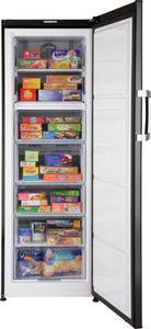 congelatore ad armadio / nero