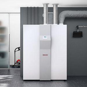 pompa di calore aria-acqua / residenziale / da esterno / inverter