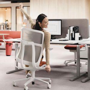 sedia da ufficio moderna