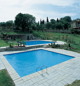 piscina in pannelli