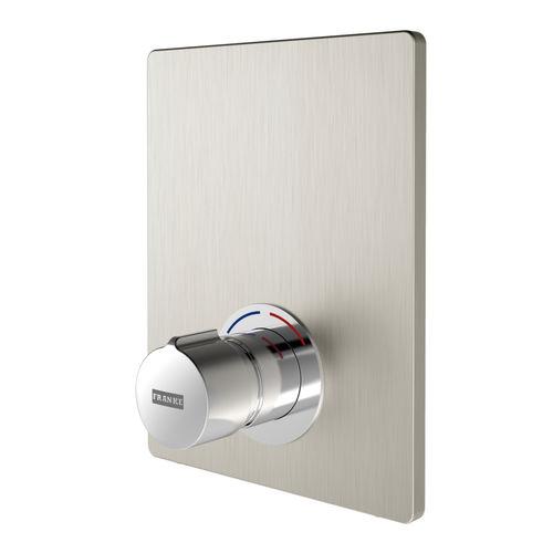 miscelatore da doccia / da parete / in acciaio inox / temporizzato