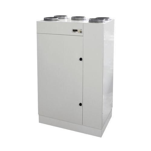 unità di ventilazione termodinamico / centralizzato / residenziale / per casa