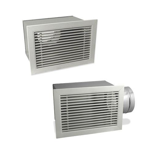griglia di ventilazione in alluminio