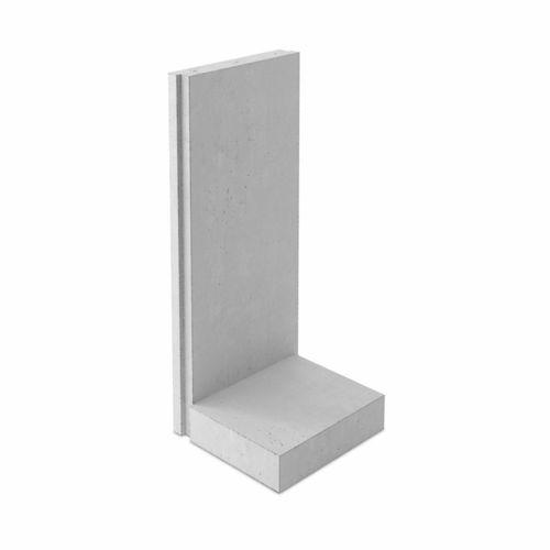 muro di contenimento in calcestruzzo / modulare / prefabbricato / per costruzione di ponti