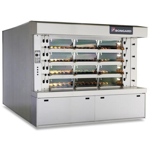forno professionale / elettrico / a vapore / a piani