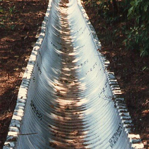 canaletta di drenaggio altri materiali