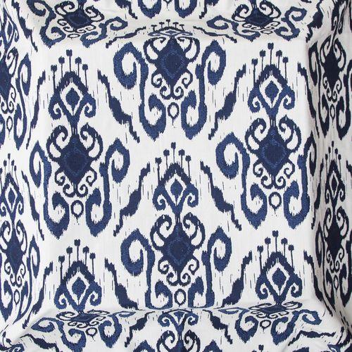 tessuto da tappezzeria / motivo geometrico / in acrilico / per esterni