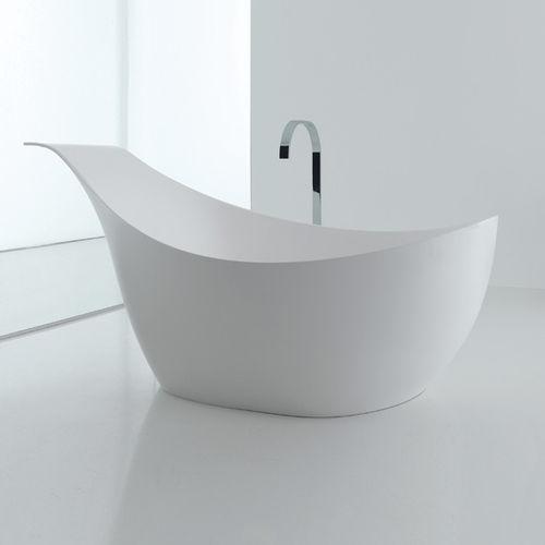vasca da bagno da appoggio