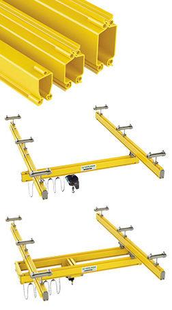 sistema di sollevamento meccanico