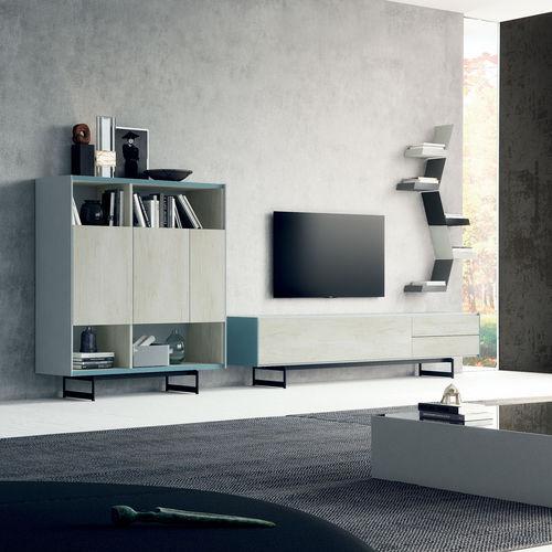 parete attrezzata TV moderno