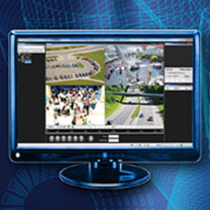software di gestione / per videocitofono IP