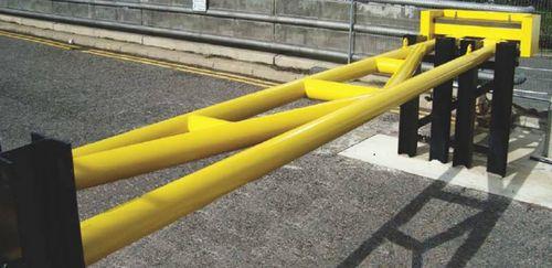 barriera di controllo accessi