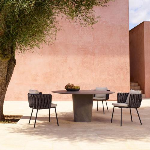 tavolo da pranzo moderno - TRIBÙ