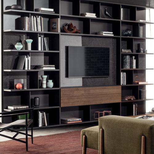 parete attrezzata TV moderno - PIANCA