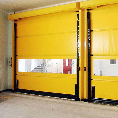 porta industriale rapida
