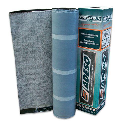 membrana impermeabilizzante per tetti / per comignolo / per grondaie / in rotoli