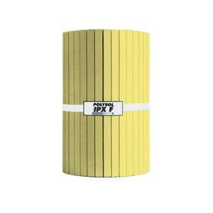 isolante termico / in polistirene estruso / in polistirene espanso PSE / per tetto