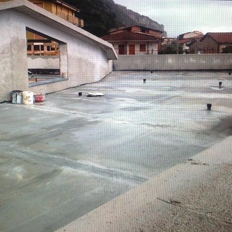 malta di tenuta / di protezione / per calcestruzzo / di cemento
