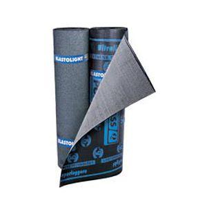 membrana impermeabilizzante di protezione / per tetti / in rotoli / in elastomero