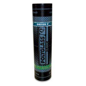 membrana impermeabilizzante di protezione / per tetti / per fondazione / per costruzione di ponti