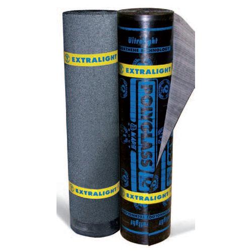 membrana impermeabilizzante di protezione / per tetti / per fondazione / in rotoli