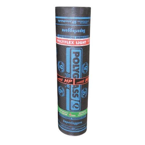 membrana impermeabilizzante di protezione / per costruzione di ponti / per parcheggio / in rotoli