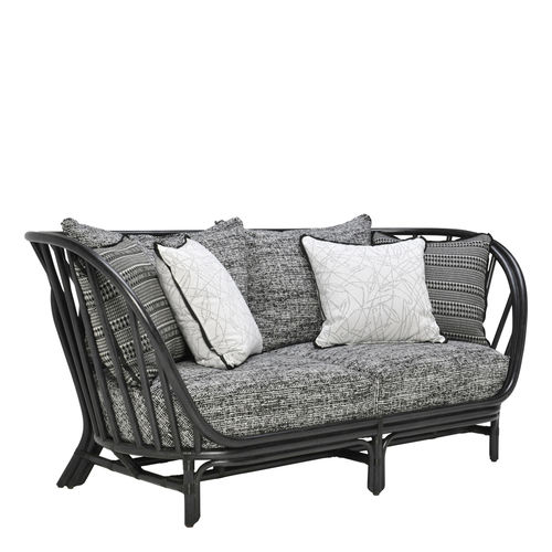 divano classico / da giardino / in rattan / contract