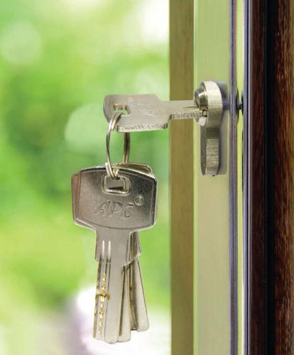 cilindro per serratura ad alta sicurezza a chiave
