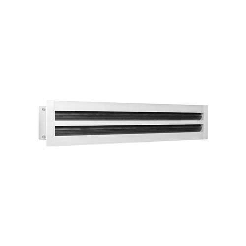 diffusore d'aria da parete / da soffitto / lineare / a fessura