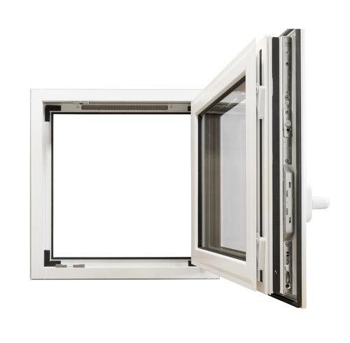 finestra a battente / ad anta ribalta / fissa / in alluminio