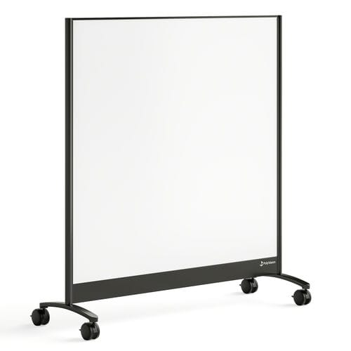 tabellone magnetico / da terra / in alluminio / mobile