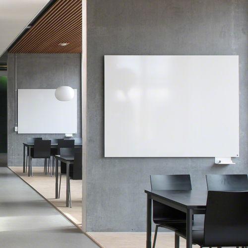 tabellone bianco / cancellabile / da parete / ad isola