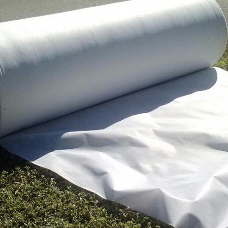 tessuto per protezione solare / a tinta unita / in polipropilene / per esterni