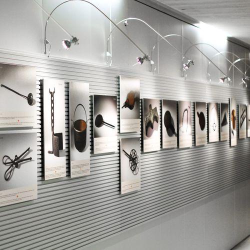 pannello decorativo di rivestimento / in alluminio / da parete / per interni