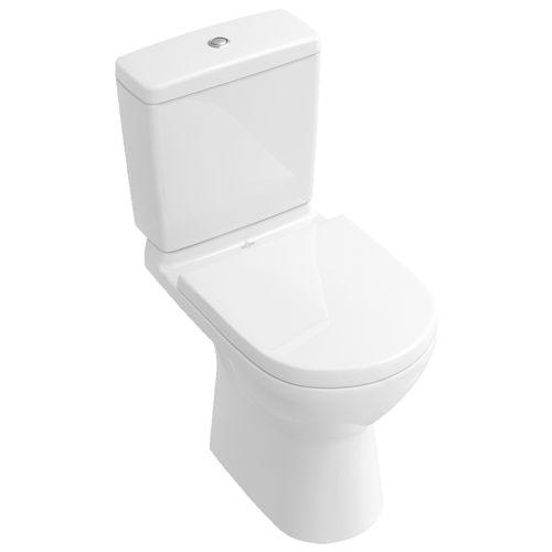 WC da appoggio / monoblocco / in porcellana
