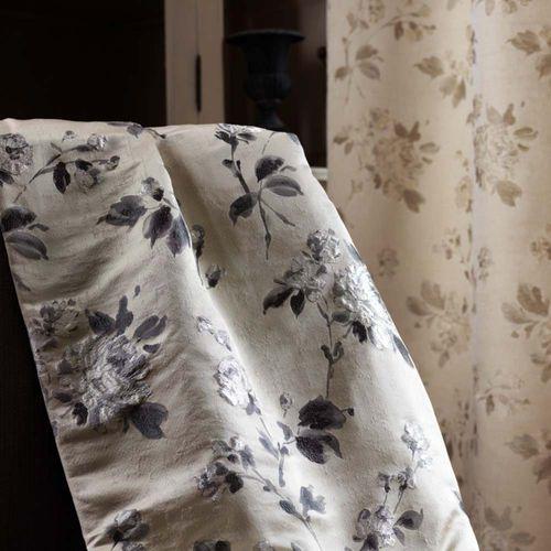 tessuto per tende / da tappezzeria / a fiori / a motivi