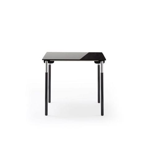 tavolo moderno / in legno / quadrato / rettangolare