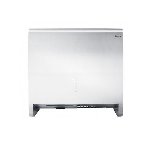 asciugamani elettrico elettronico / da parete / in acciaio inox