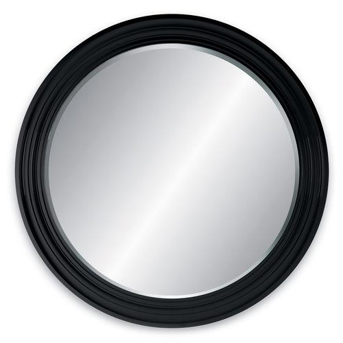specchio a muro / moderno / tondo / per hotel
