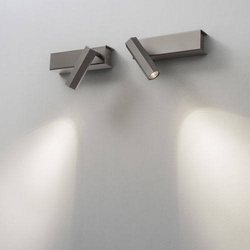 faretto a muro / da interno / LED / esagonale