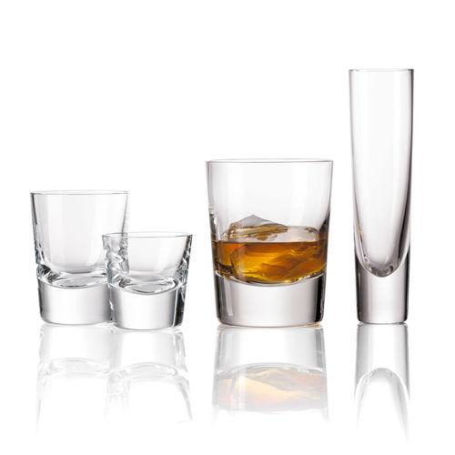 bicchiere in vetro / per uso domestico / contract