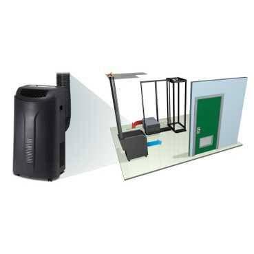 condizionatore mobile / canalizzabile / split / professionale