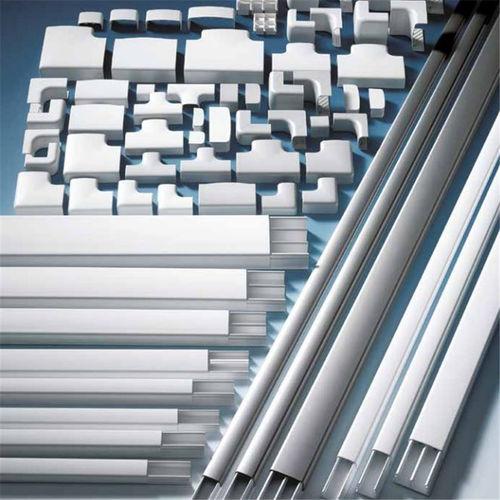 canalina di cablaggio in ABS / in PVC / in alluminio / a muro