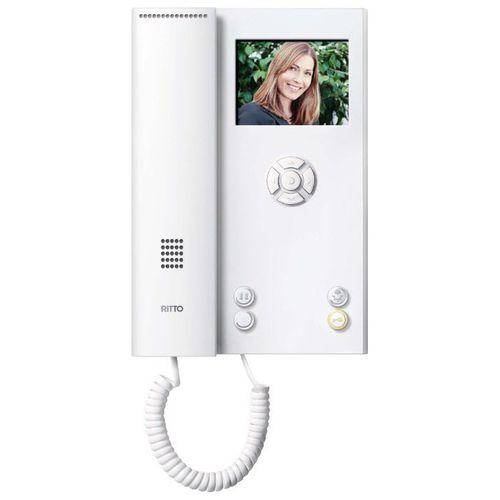videocitofono a colori / bianco