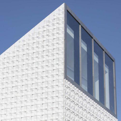 rivestimento di facciata design